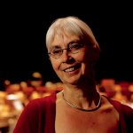 Portret van Marianne Gouwetor
